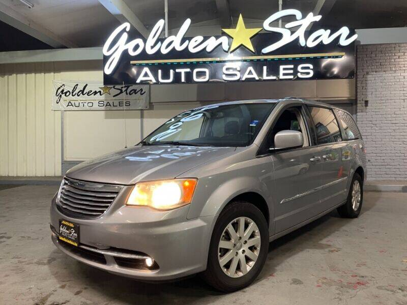 2014 Chrysler Town and Country for sale at Golden Star Auto Sales in Sacramento CA