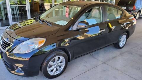 2012 Nissan Versa for sale at City Auto Sales in La Crosse WI