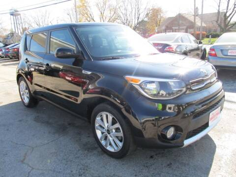 2017 Kia Soul for sale at St. Mary Auto Sales in Hilliard OH