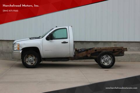 2012 Chevrolet Silverado 2500HD for sale at Harchelroad Motors, Inc. in Imperial NE