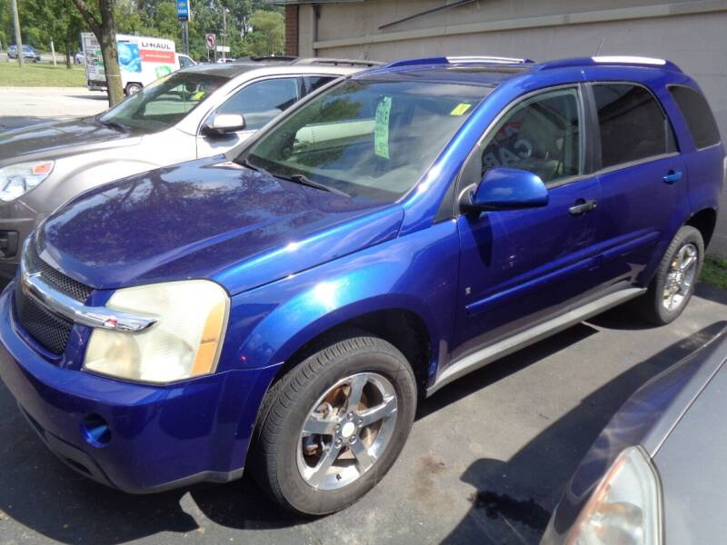 2007 Chevrolet Equinox for sale at Aspen Auto Sales in Wayne MI