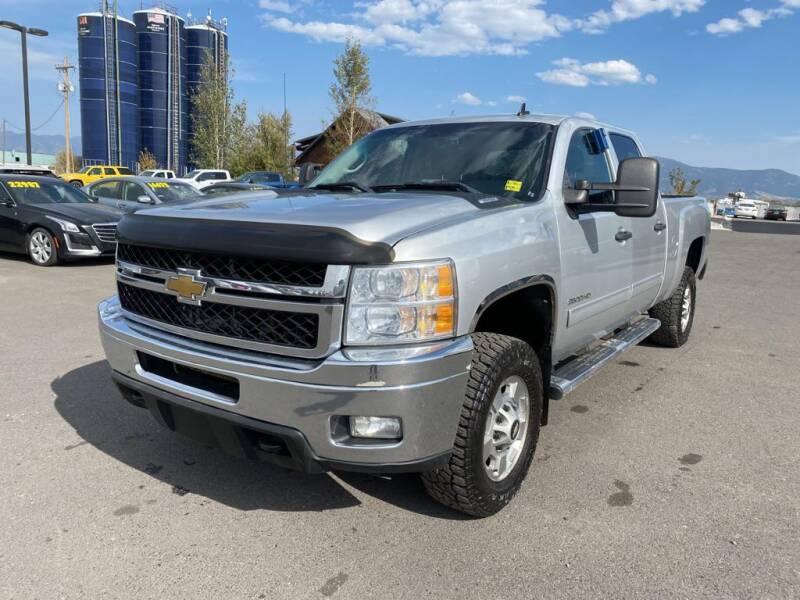 2011 Chevrolet Silverado 2500HD for sale at Snyder Motors Inc in Bozeman MT