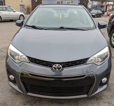 2015 Toyota Corolla for sale at Boston Auto World in Quincy MA