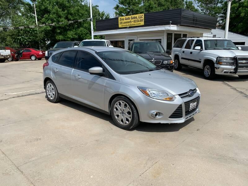 2012 Ford Focus SE 4dr Hatchback - Omaha NE