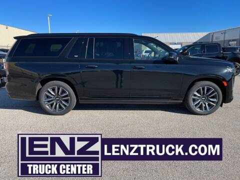 2021 Cadillac Escalade ESV for sale at Lenz Auto - Coming Soon in Fond Du Lac WI