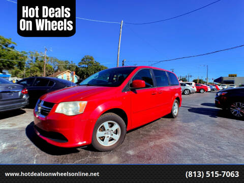 2012 Dodge Grand Caravan for sale at Hot Deals On Wheels in Tampa FL