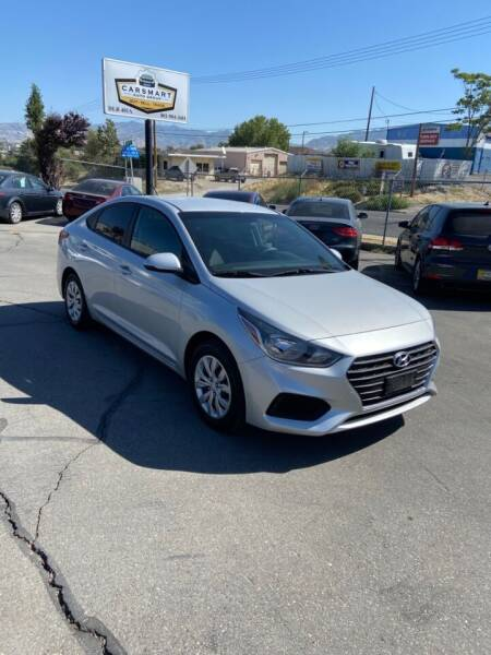 2018 Hyundai Accent for sale at CarSmart Auto Group in Murray UT