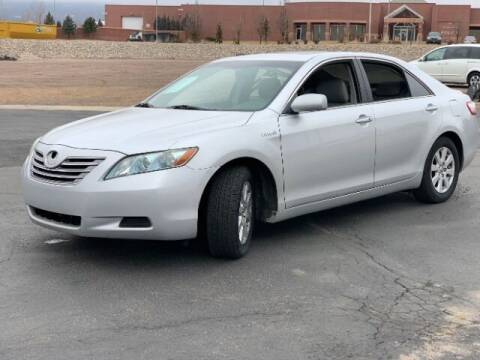 2009 Toyota Camry Hybrid for sale at Lakeside Auto Brokers Inc. in Colorado Springs CO