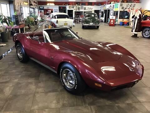 1974 Chevrolet CORRVETTE for sale at CASA DE AUTOS, INC in Las Cruces NM