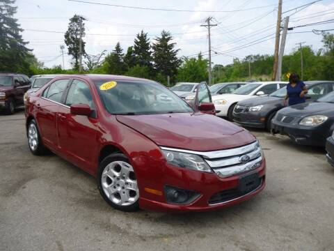 2010 Ford Fusion for sale at I57 Group Auto Sales in Country Club Hills IL