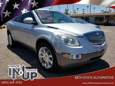 2010 Buick Enclave for sale at 48TH STATE AUTOMOTIVE in Mesa AZ