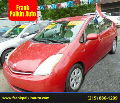 2007 Toyota Prius for sale at Frank Paikin Auto in Glenside PA