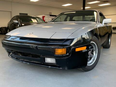 1984 Porsche 944 for sale at HIGHLINE AUTO LLC in Kenosha WI