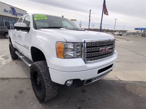 2013 GMC Sierra 2500HD for sale at Show Me Auto Mall in Harrisonville MO