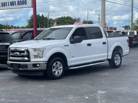 2017 Ford F-150 for sale at Bargain Auto Sales in West Palm Beach FL