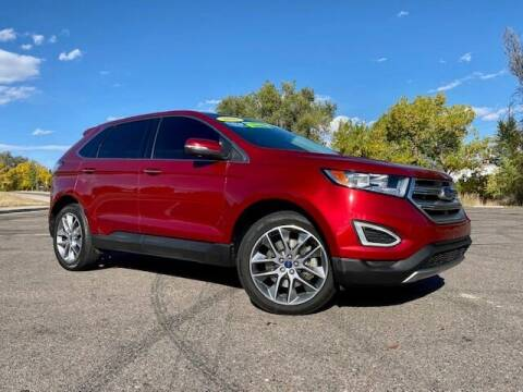 2015 Ford Edge for sale at UNITED Automotive in Denver CO
