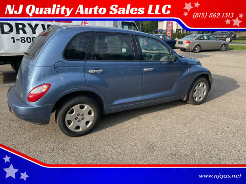 2007 Chrysler PT Cruiser for sale at NJ Quality Auto Sales LLC in Richmond IL