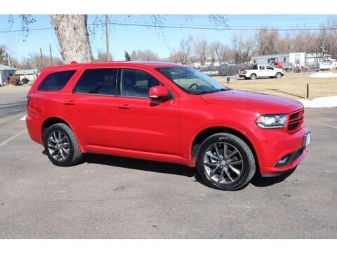 2018 Dodge Durango for sale at FAST LANE AUTOS in Spearfish SD