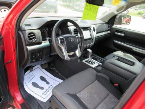 2014 Toyota Tundra for sale at Aztec Motors in Des Moines IA