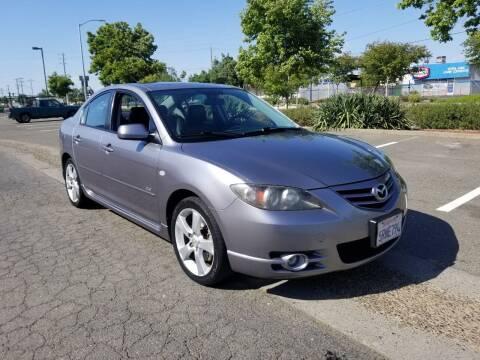 2006 Mazda MAZDA3 for sale at California Auto Deals in Sacramento CA