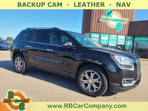 2016 GMC Acadia for sale at R & B Car Co in Warsaw IN