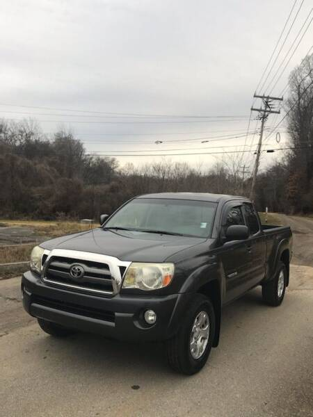 2010 Toyota Tacoma for sale at Dependable Motors in Lenoir City TN