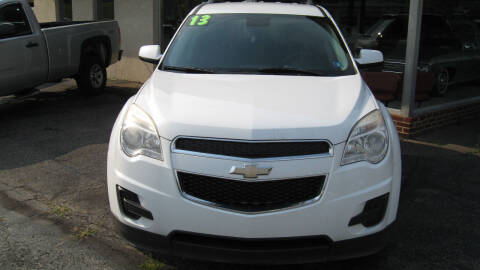 2013 Chevrolet Equinox for sale at SHIRN'S in Williamsport PA