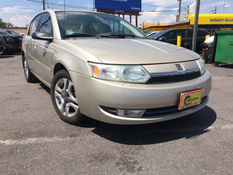 2004 Saturn Ion for sale at New Wave Auto Brokers & Sales in Denver CO