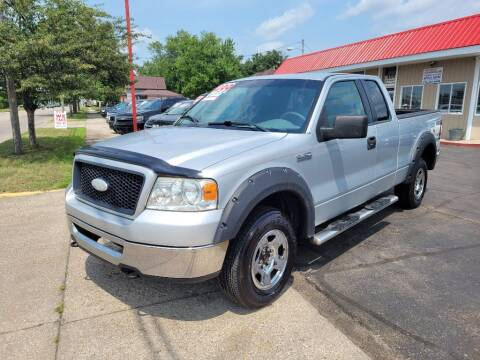 2006 Ford F-150 for sale at THE PATRIOT AUTO GROUP LLC in Elkhart IN