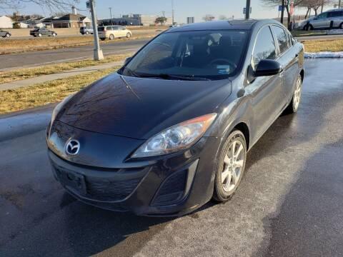 2011 Mazda MAZDA3 for sale at Auto Hub in Grandview MO