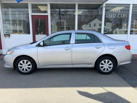 2010 Toyota Corolla for sale at O'Connell Motors in Framingham MA