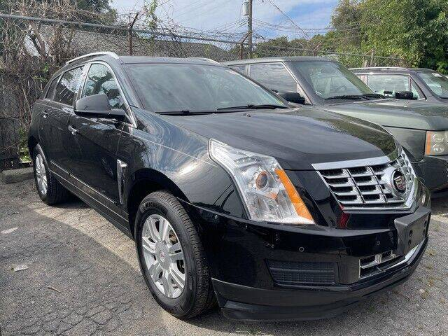 2013 Cadillac SRX for sale at SOUTHFIELD QUALITY CARS in Detroit MI
