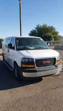 2019 GMC Savana Cargo for sale at MOUNTAIN WEST MOTORS LLC in Albuquerque NM