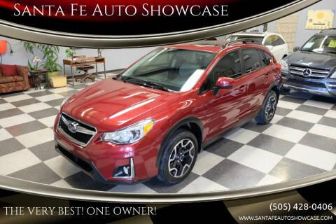 2016 Subaru Crosstrek for sale at Santa Fe Auto Showcase in Santa Fe NM