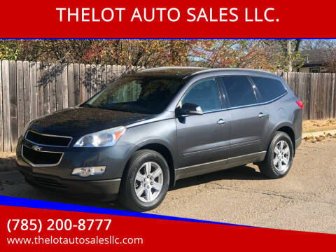 2012 Chevrolet Traverse for sale at THELOT AUTO SALES LLC. in Lawrence KS