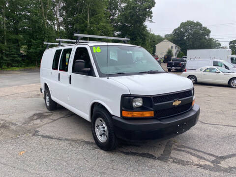 2016 Chevrolet Express Cargo for sale at Auto Towne in Abington MA