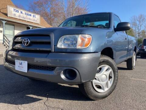 2006 Toyota Tundra for sale at Mega Motors in West Bridgewater MA