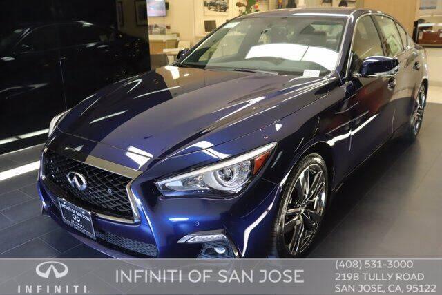 2021 Infiniti Q50 for sale in San Jose, CA