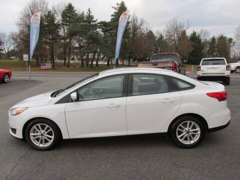 2016 Ford Focus for sale at GEG Automotive in Gilbertsville PA