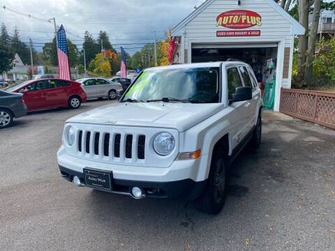 2014 Jeep Patriot for sale at Auto Plus in Amesbury MA