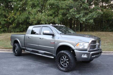 2012 RAM Ram Pickup 3500 for sale at El Patron Trucks in Norcross GA