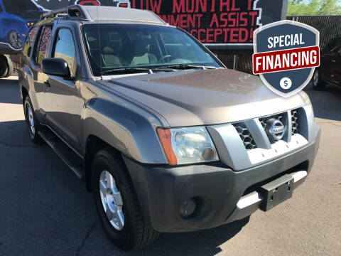 2006 Nissan Xterra for sale at Rock Star Auto Sales in Las Vegas NV