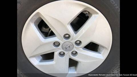2012 Hyundai Sonata Hybrid for sale at Noble Motors in Tucson AZ