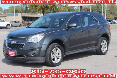 2012 Chevrolet Equinox for sale at Your Choice Autos - Joliet in Joliet IL