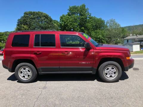 2015 Jeep Patriot for sale at George's Used Cars Inc in Orbisonia PA