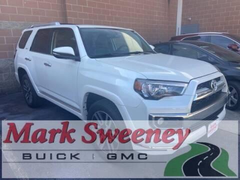 2018 Toyota 4Runner for sale at Mark Sweeney Buick GMC in Cincinnati OH