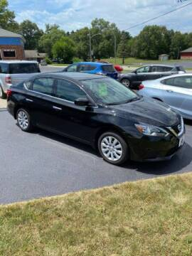 2019 Nissan Sentra for sale at GENE AND TONYS DEMOTTE AUTO SALES in Demotte IN