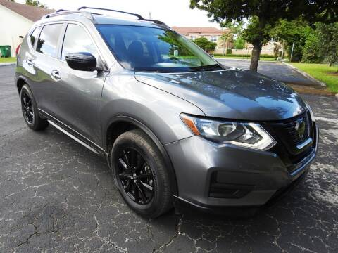 2018 Nissan Rogue for sale at SUPER DEAL MOTORS 441 in Hollywood FL