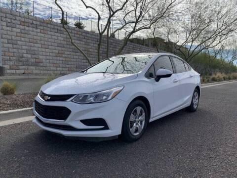 2016 Chevrolet Cruze for sale at MyAutoJack.com @ Auto House in Tempe AZ