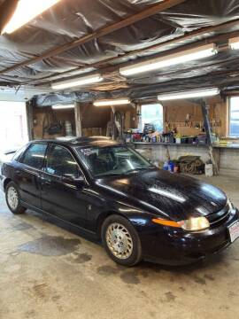 2000 Saturn L-Series for sale at Lavictoire Auto Sales in West Rutland VT